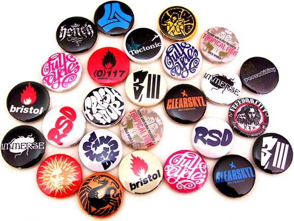 BRISTOL badges