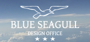 BLUE SEAGULL 