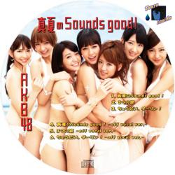 AKB48 / Sounds good ! (Type-A)